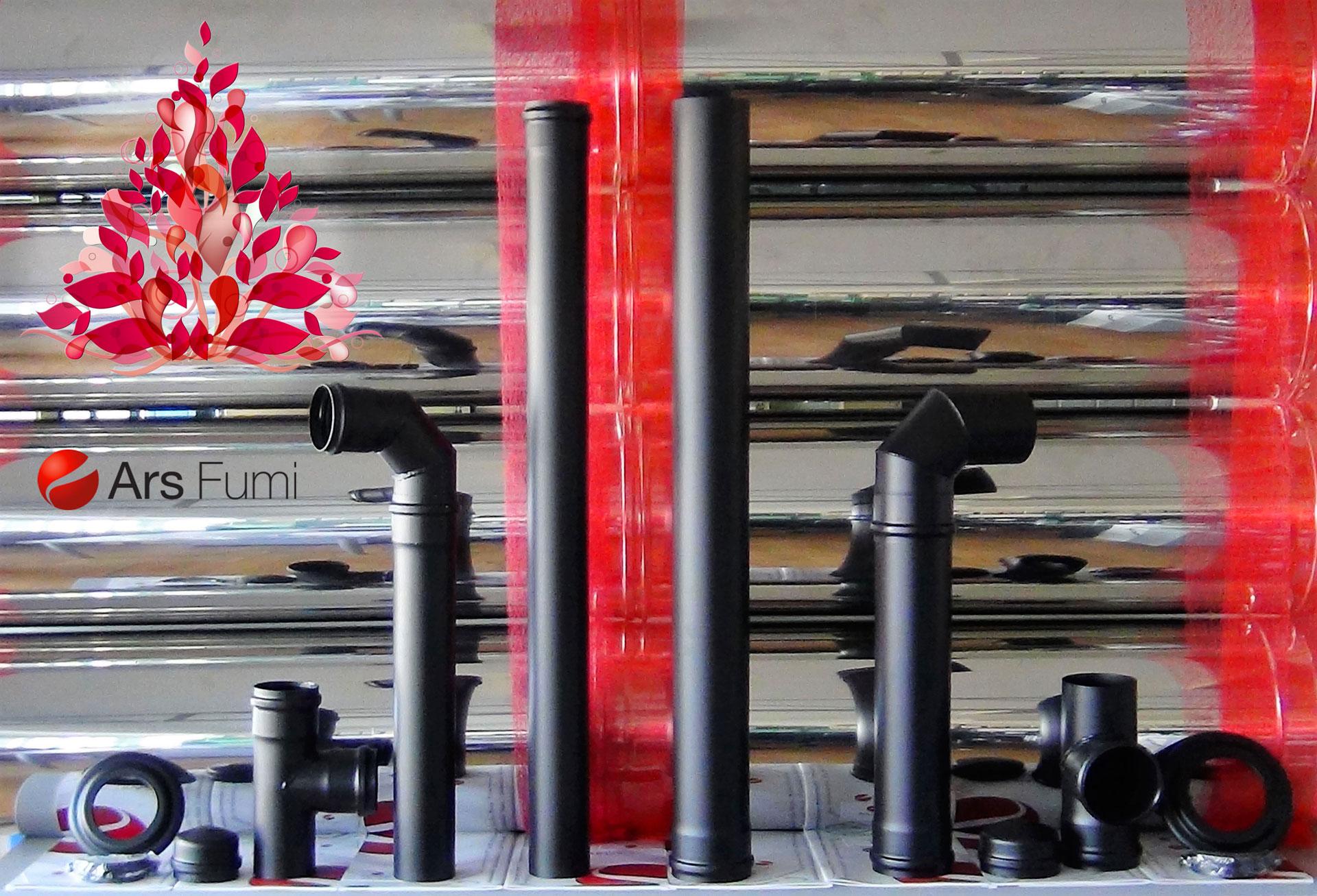 Tubi Per Canalizzare Una Stufa A Pellet tubo nero per stufe a pellet: bonus incentivo €80