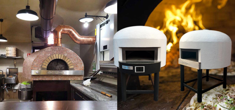 Forno a legna per pizza vendita montaggio installazione - Temperatura forno a legna pizza ...