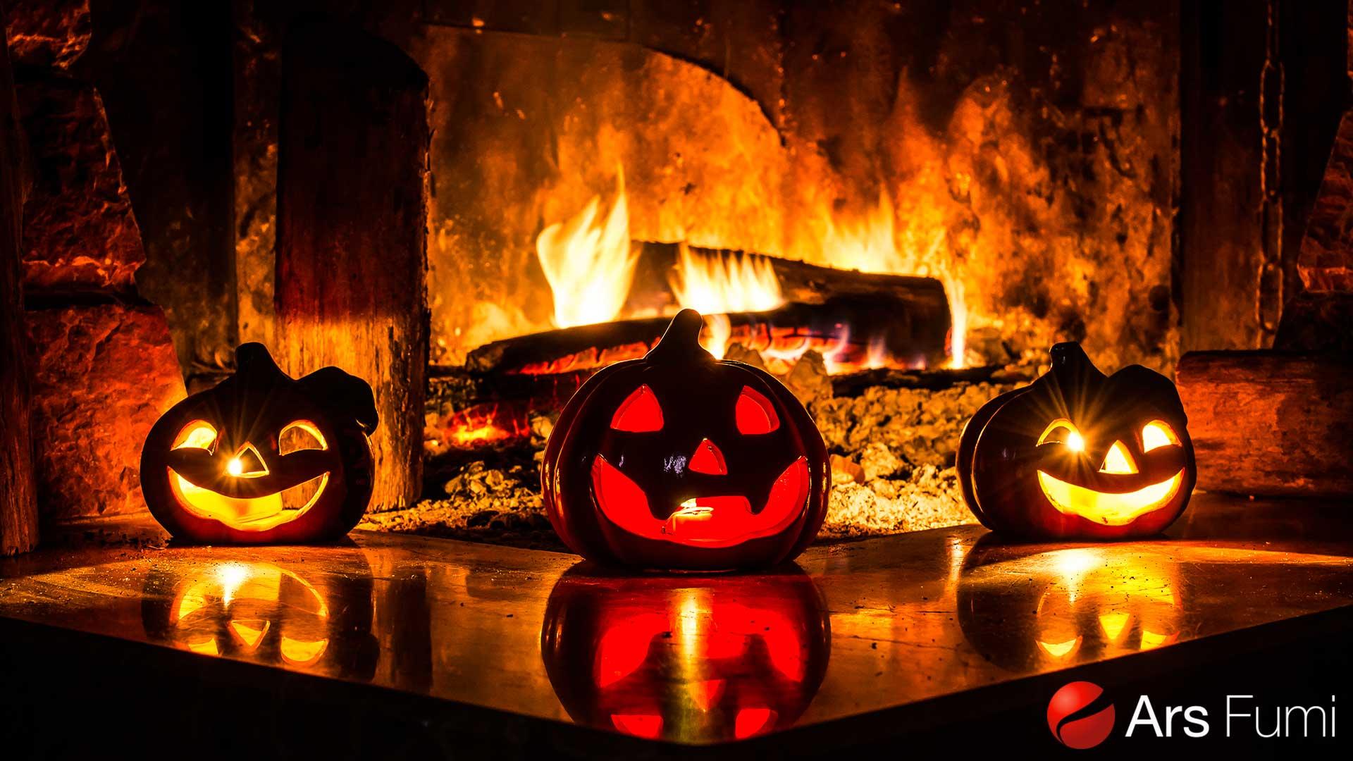 halloween con ars fumi